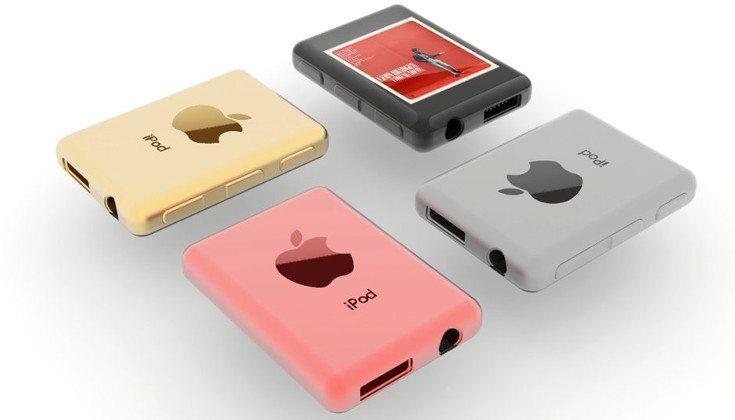 Rose Gold iPod Nano Pawel Dworczyk