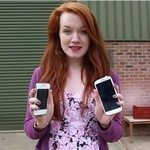 Galaxy S3, iPhone 4S drop test comparison video