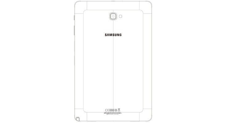 Samsung Galaxy Tab A with S Pen gets certified at the FCC