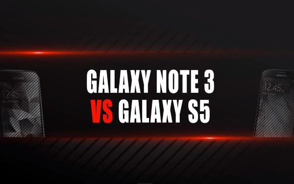 samsung galaxy s5 vs galaxy note 3