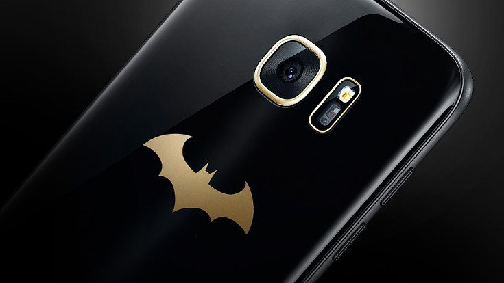 Download Galaxy S7 Edge Injustice Theme For Any Android Device: Samsung Galaxy S7 Edge Injustice Edition Will Launch In