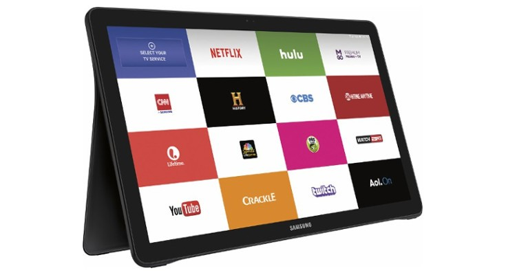 Samsung Galaxy View price drops to $349 through Best Buy