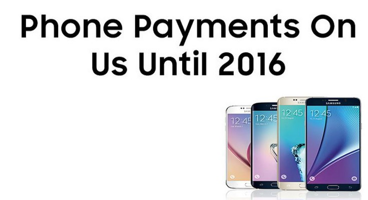 Samsung promo helps pay off your new Galaxy smartphone