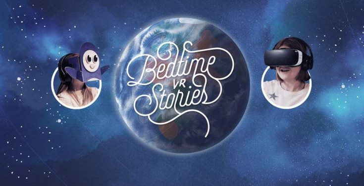 Samsung Bedtime VR Stories app is in the works