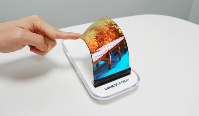 samsung  borderless display