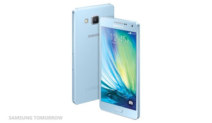 The Samsung Galaxy A5 and A3 are official and arrive in November