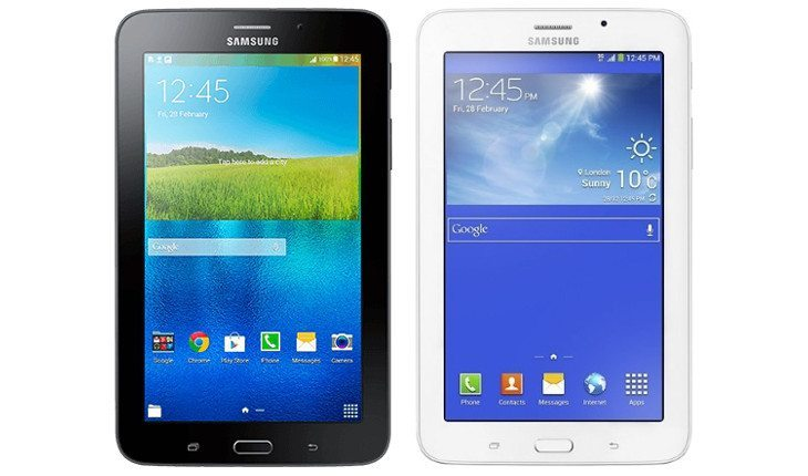 The Samsung Galaxy Tab 3 V is a $135 Android slate