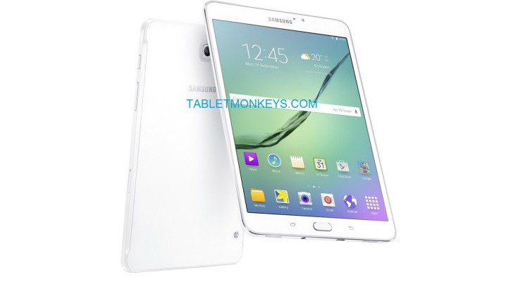 Samsung Galaxy Tab S2 photos emerge with a launch date