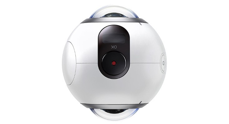 Samsung Gear 360 price listed at $350 with launch in South Korea