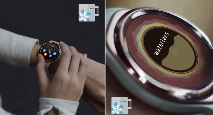 Samsung Triathlon Fitness Tracker spotted ahead of official announcement