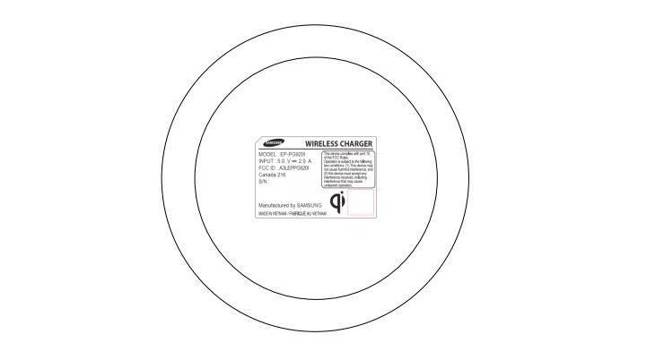 Samsung Galaxy S6 wireless charging pad hits the FCC