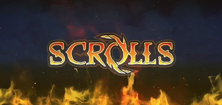 scrolls for android