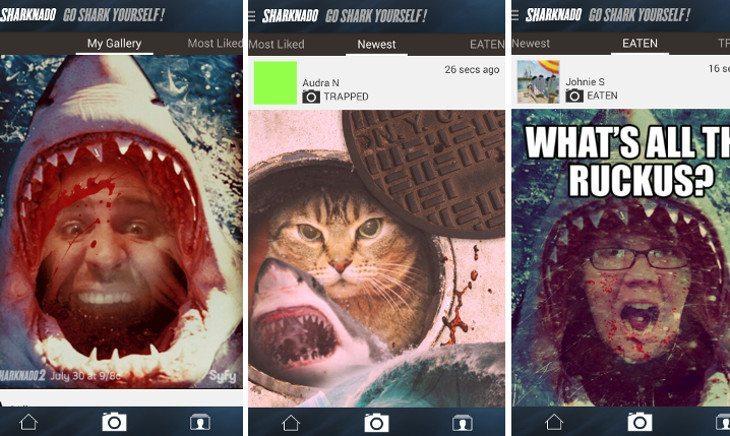 sharknado app