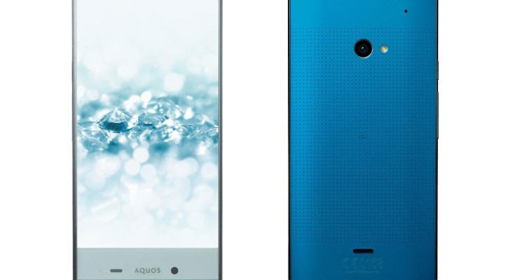 Sharp Aquos Crystal Y2 gets listed with Mid-Range specs