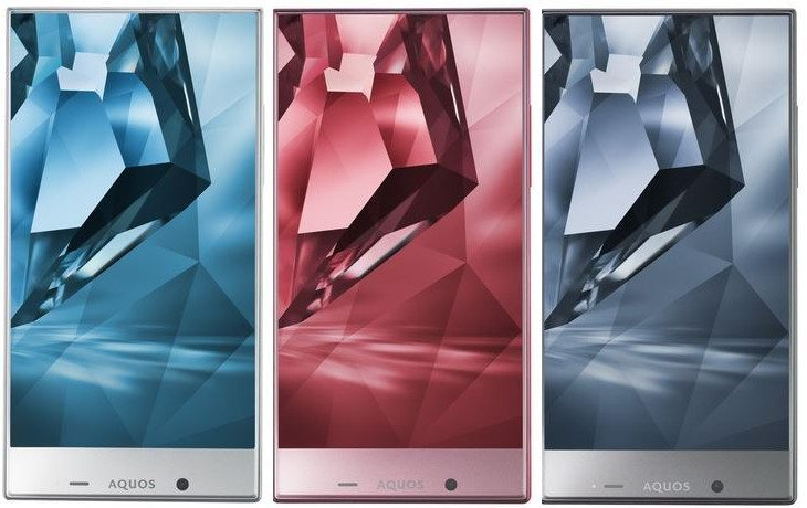 Sharp makes things official for the Aquos Crystal X