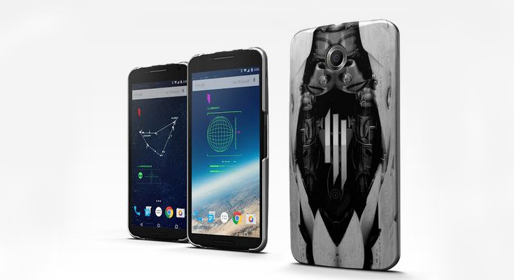 Skrillex Live Cases now available through the Google Store