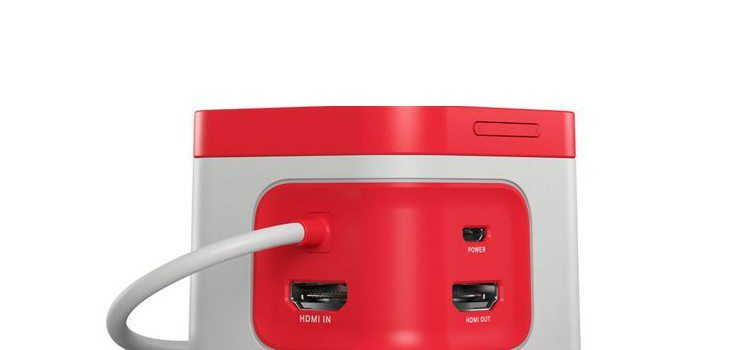 Slimport nano-console