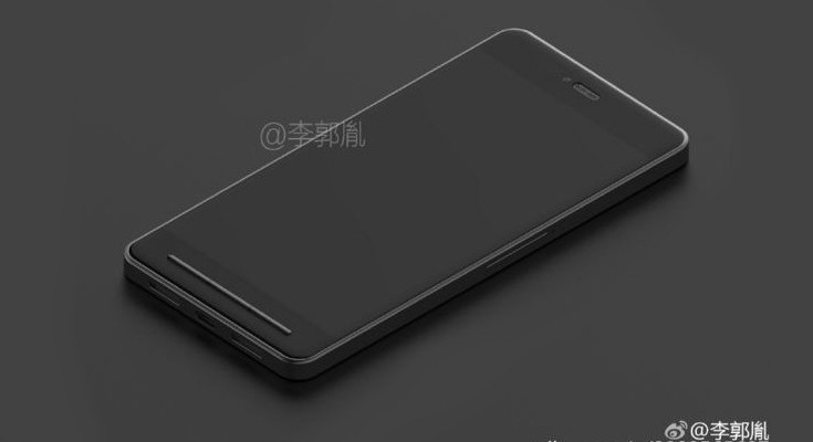 Smartisan T2 specifications and photos surface