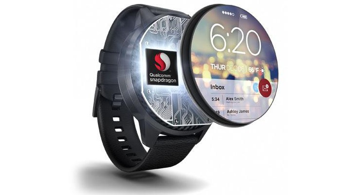 Qualcomm announces the Snapdragon Wear platform for Wearables