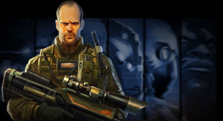 Jason Statham teams up with Glu for Sniper X