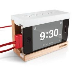 iPhone Snooze stand never miss that snooze button again