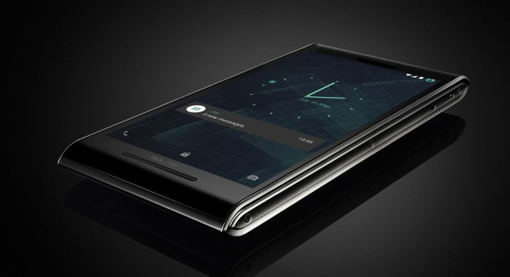 Solarin, the Uber-Secure $14,000 Android Smartphone