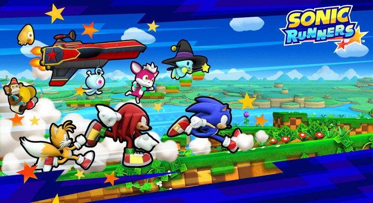 Mobile Game of the Week: Sonic Runners