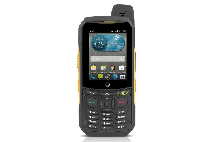 The Rugged Sonim XP6 smartphone arrives at AT&T