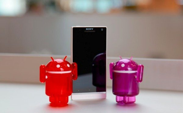 Sony Xperia S, SL, Acro S new Android 4.1 update begins rollout