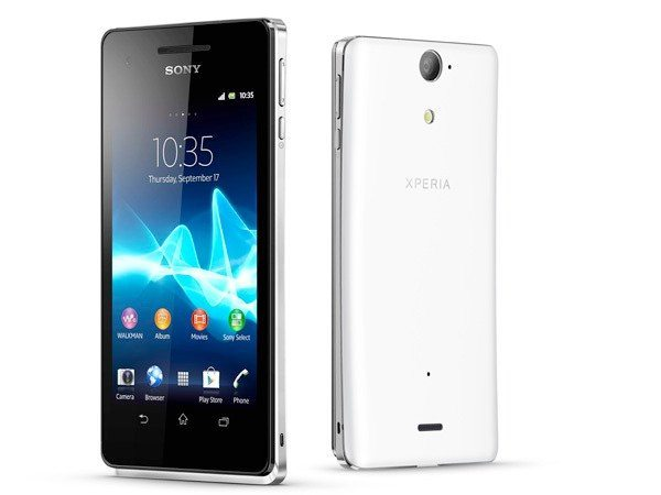 Sony Xperia V 4.1.2 JB update for European countries