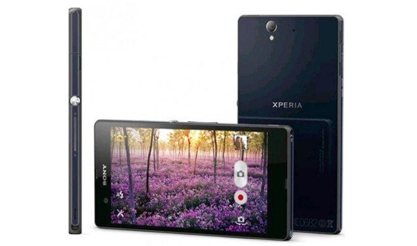 Pre-order Sony Xperia Z, expected February 28th UK delivery