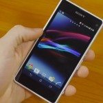 sony xperia z1 compact video review