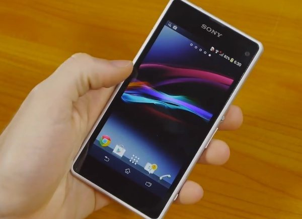 Sony Xperia Z1 Compact review gives high rating ...