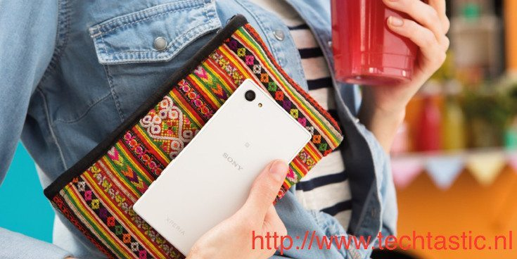 Sony Xperia Z5 Compact appears in promotional photo ahead of IFA