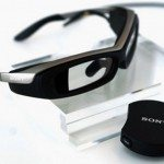 Sony Smart Eyeglasses