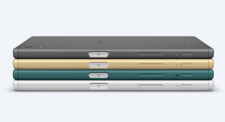 Sony shows off the Sony Xperia Z5 and Z5 Compact at IFA ...
