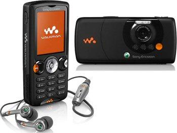 Free Sony Ericsson W810i Phone with Tom Tom One ...