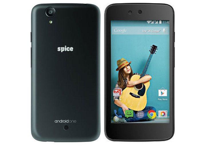 spice android one dream uno mi 498
