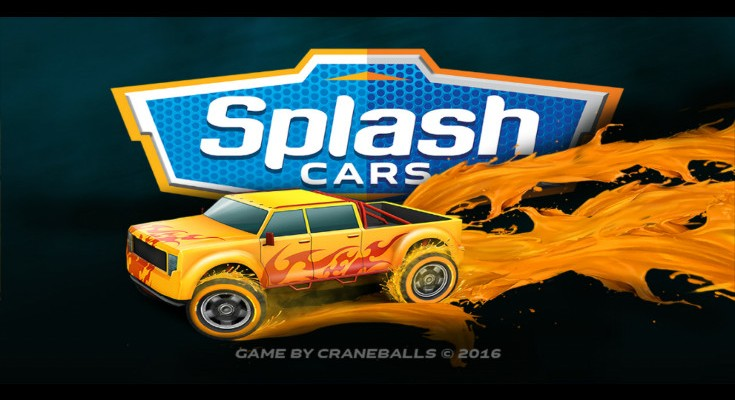 Splash Cars update brings Multiplayer and New Paint Jobs