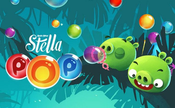 Angry Birds Stella POP! arrives for Android and iOS