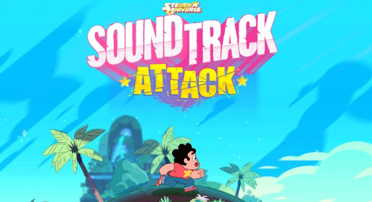Steven Universe Soundtrack Attack game arrives for Android and iOS
