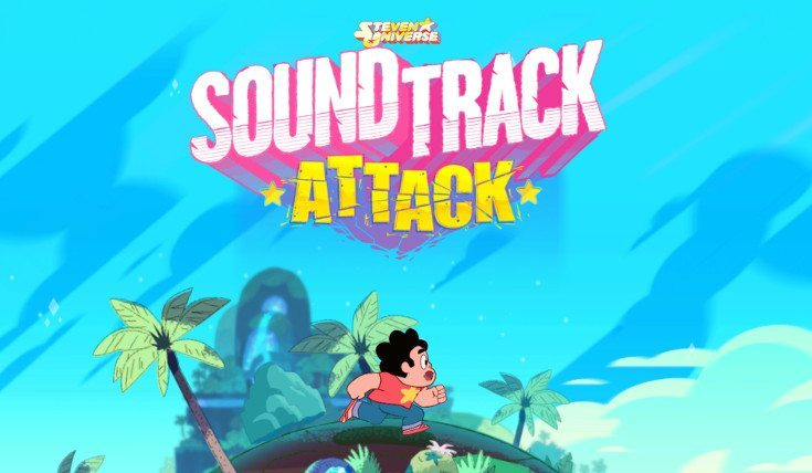 steven universe soundtrack attack