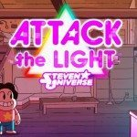 steven universe attack the light
