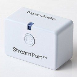 Bayan Audio StreamPort wireless adaptor for smartphone streaming