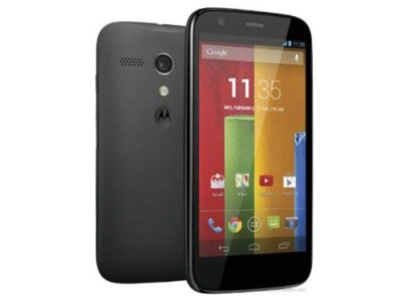 Success of modest Motorola Moto G breaks records