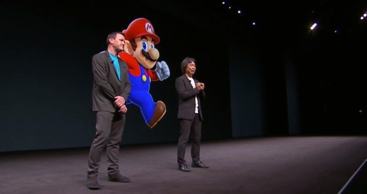 Super Mario Run release bound for iOS, Android to come later