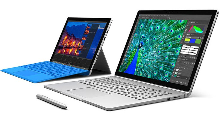 The New  Surface Pro 5 Rumored to Feature 4K Display and More