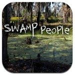 Set up camp with Swamp People game app