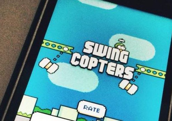 Swing Copters app hitting iTunes and Google play