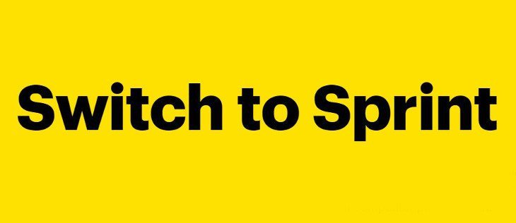 Switch to Sprint promo pays off all cancellation fees